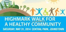 Highmark Walk logo
