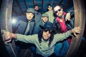 Derek Woodz Band photo